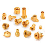Precision Turned Components Brass